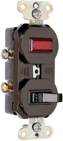 15a Brn Pilotlgt/switch