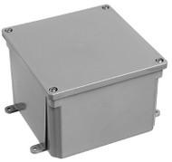 8x8x4 Pvc Junction Box