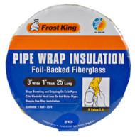 1x3x25' Fbg Pipe Wrap