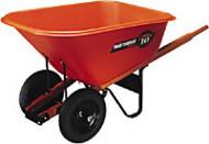 10cuft Poly Wheelbarrow