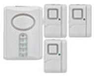 4pc Alarm Kit
