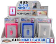 6 Led Night Switch