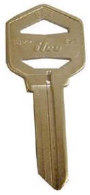 Import Lockset Keyblank