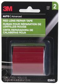 1-7/8x60 Red Lens Tape
