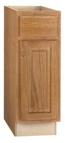 """12"""" Oak Base Cabinet"""