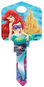 Kw1 Ariel Key Blank