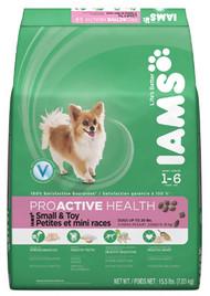 12.5lb Sm/toy Dog Food