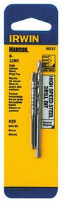 #8x32 Nc Tap/drill Set