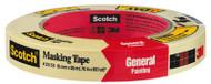 """.70""""x60yd Masking Tape"""