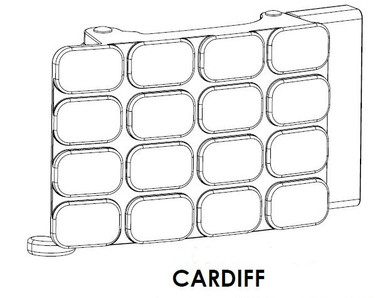 Cardiff Buckle only