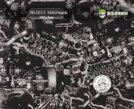 Motorheads Engine Motor Detailed Race Horsepower Hydrographics Film White Base Big Brain Graphics Quarter Reference