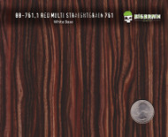 Red Multi Straightgrain Wood Grain Straight Detailed Fancy Interior Vehicle Big Brain Graphics Hydrographics Film Buy Quarter Base