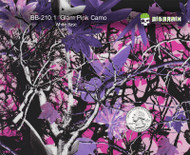 Glam Camo Glamour Camoflauge Muddy Pink Big Brain Graphics Hydrographics Pattern Film Seller Quarter Reference