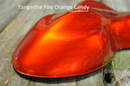 Tangerine Orange Fire Gloss Flat Additive Automotive Hydrographics Big Brain Graphics High Quality Candy Concentrate