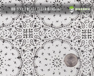 Black Clear Bandana 533 Hydrographics Pattern Film Buy Dipping Big Brain Graphics Seller White Base Quarter Reference
