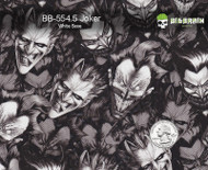 Joker Faces Skulls Skull Hydrographics Film Pattern Buy Big Brain Graphics White Base Quarter Reference