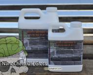 NanoChem 0% Gloss Clear Flat (Choose Pint, Quart, Gallon)