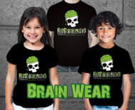 Child Brain Gear T's
