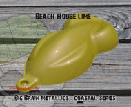 Coastal Series - Beach House Lime Metallic
