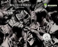 Joker Reborn Jokester Blood Splatter Detailed pattern Cool Crazy Skulls Big Brain Graphics Hydrographics Pattern Film White Base Quarter Reference