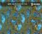 Hardened Patina Blue Hydrographics Film Pattern Big Brain Graphics Seller USA Buy Supplies White Base