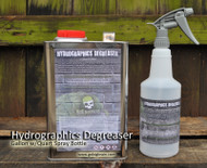 Hydrographics Degreaser Automotive Best Degreaser on market will not take off your print degrease before you clear Big Brain Graphics Hydrographics Supplier Coatings Gallon Set With Free Chemical Bottle Sprayer