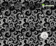 Lace 588 Feminine Black Clear Pattern Girly Woman Flower Swirl Hydrographics Pattern Film Big Brain Graphics Supplier USA Trusted White