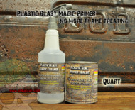 Plastic Blast Plastic Prep Primer Cleaner No More Flame Treating Big Brain Graphics Hydrographics Trusted USA Seller
