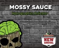Mossy Sauce Activator Pint