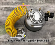 Brain Pot Activation System Automated Automation Activator No Guesswork Big Brain Graphics Hydrographics