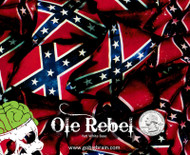 Ole Rebel Confederate Flag Rebel Mountain Flags Hydrographics Dip Film Pattern Hydrographic Buy Dip Kit Big Brain Graphics Yeti White base Quarter Reference
