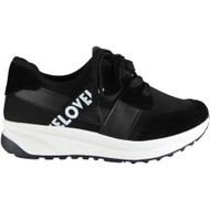 Mona Black Light Sports Trainers