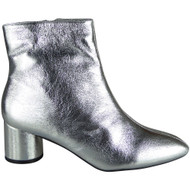 Carroll Silver Chelsea Pointy Shoes