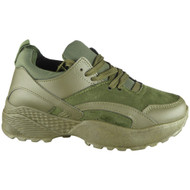 Roxy Green Fitness Heel Gym Sports Comfy Shoes