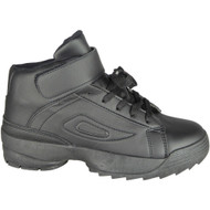 Carley All Black Trainer Comfy Fitness Shoes