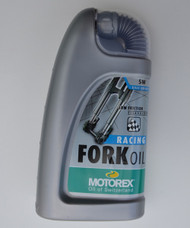 Motorex Racing Fork Oil 5w