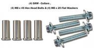 Scotts Rubber SUB Mount Replacement Hardware Kit