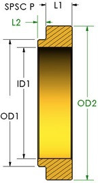 SPRING SIZING COLLAR SPSC 556912