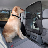 Sta-Put Front Seat Net Pet Barrier