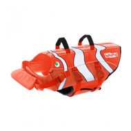Outward Hound Ripstop Dog Life Jacket Fun Fish
