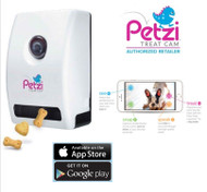 Petzi Treat Cam Treat Dispenser and Wi-Fi Camera