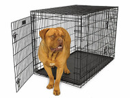 MidWest Ultima Pro 700UP Series Triple Door Dog Crate