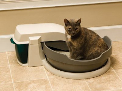 Automatic Litter Box For Big Cats