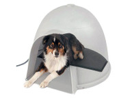 K&H Lectro-Kennel Igloo Style Heated Dog Pad & Cover