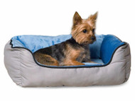 K&H Self-Warming Lounge Sleeper Dog Bed