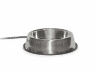 K&H Stainless Steel Heated Pet Bowl