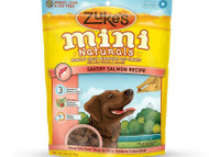 Zuke's Mini Naturals Healthy Moist Miniature Dog Treats-Salmon