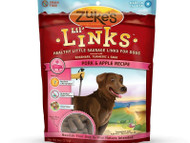 Zuke's Lil' Links Sausage Links Grain-Free Dog Treats-Pork & Apple