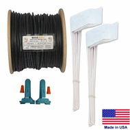 WiseWire® 14 Gauge Pet Fence Boundary Wire Kit 1000ft-WW-14K-1000