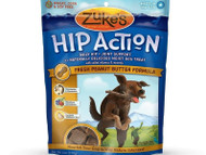 Zuke's Hip Action Treats-Peanut Butter